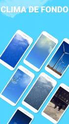 Imágen 7 de Widget de súper clima - Pronóstico del tiempo Pro para android