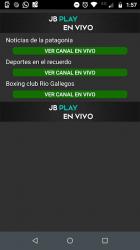 Screenshot 2 de JB Futbol para android