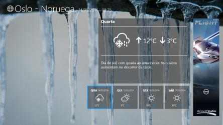 Captura 9 de Climatempo para windows