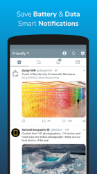Imágen 3 de Friendly For Twitter para android
