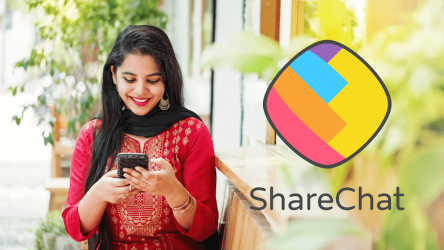 Captura 9 de ShareChat - Made in India para android
