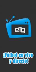Screenshot 10 de EliteGol App - Fútbol en Vivo para android