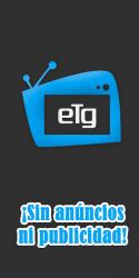 Screenshot 3 de EliteGol App - Fútbol en Vivo para android
