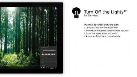 Imágen 1 de Turn Off the Lights for Desktop para windows