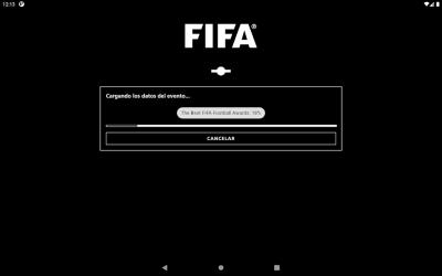 Captura de Pantalla 6 de FIFA Events Official App para android