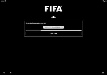 Captura de Pantalla 9 de FIFA Events Official App para android
