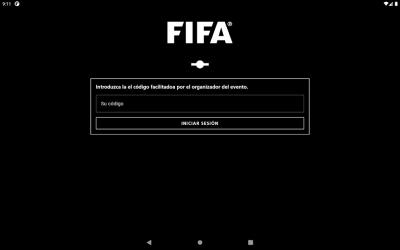 Captura 5 de FIFA Events Official App para android