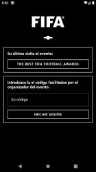 Screenshot 4 de FIFA Events Official App para android