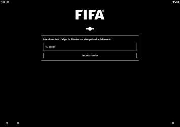 Captura 8 de FIFA Events Official App para android