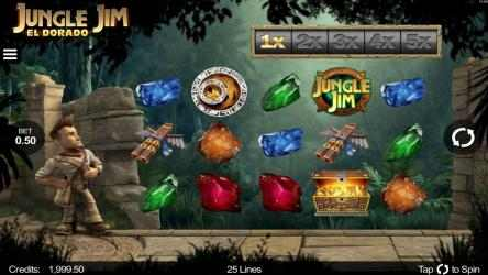 Screenshot 1 de Jungle Jim El Dorado Free Casino Slot Machine para windows