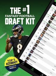 Captura 9 de Fantasy Football Draft Kit 2020 - UDK para android