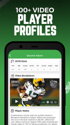 Captura 4 de Fantasy Football Draft Kit 2020 - UDK para android