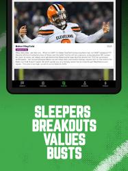 Screenshot 12 de Fantasy Football Draft Kit 2020 - UDK para android
