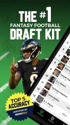 Captura de Pantalla 2 de Fantasy Football Draft Kit 2020 - UDK para android