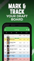 Captura de Pantalla 6 de Fantasy Football Draft Kit 2020 - UDK para android