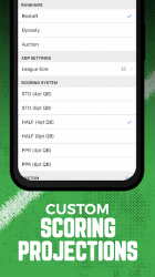 Imágen 7 de Fantasy Football Draft Kit 2020 - UDK para android