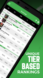 Captura 3 de Fantasy Football Draft Kit 2020 - UDK para android