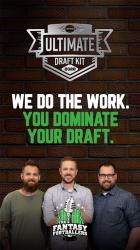 Screenshot 8 de Fantasy Football Draft Kit 2020 - UDK para android