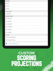 Captura 14 de Fantasy Football Draft Kit 2020 - UDK para android