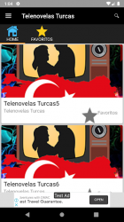 Captura de Pantalla 4 de Novelas Turcas gratis para android