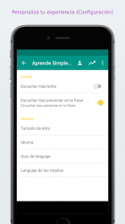 Screenshot 8 de Apprendre le tagalog facile para android