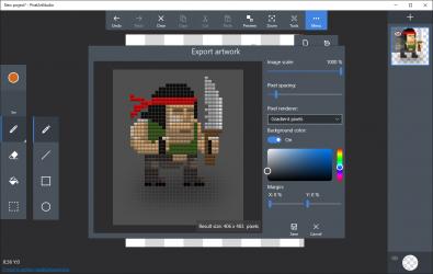 Captura 1 de Pixel Art Studio Free para windows