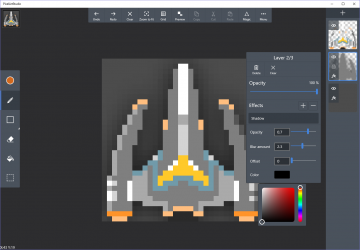 Screenshot 2 de Pixel Art Studio Free para windows
