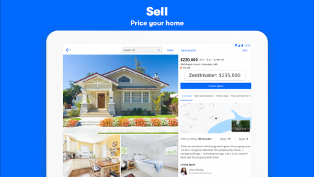 Captura 12 de Zillow: Find Houses for Sale & Apartments for Rent para android