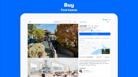 Captura 10 de Zillow: Find Houses for Sale & Apartments for Rent para android