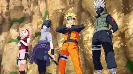 Screenshot 1 de NARUTO TO BORUTO: SHINOBI STRIKER para windows
