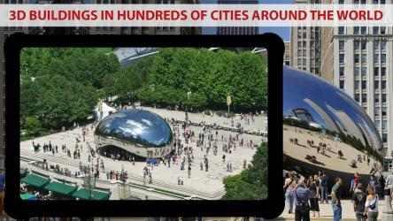 Screenshot 12 de mapa de la tierra en vivo Y vista satelital para android