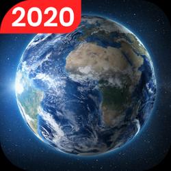 Imágen 1 de mapa de la tierra en vivo Y vista satelital para android