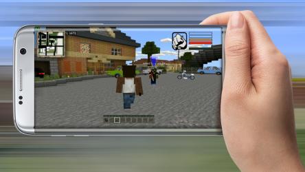 Imágen 4 de Auto Craft San Andreas for MCPE para android