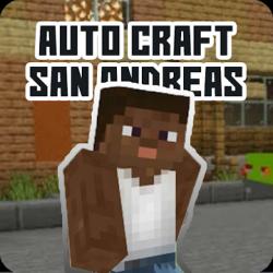 Captura 1 de Auto Craft San Andreas for MCPE para android