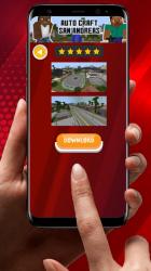 Captura de Pantalla 9 de Auto Craft San Andreas for MCPE para android