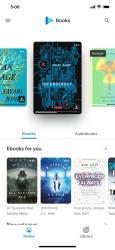 Captura de Pantalla 1 de Google Play Libros para iphone