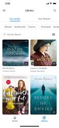 Imágen 2 de Google Play Libros para iphone