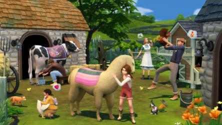 Captura 2 de Los Sims™ 4 Vida en el Pueblo - Pack de Expansión para windows