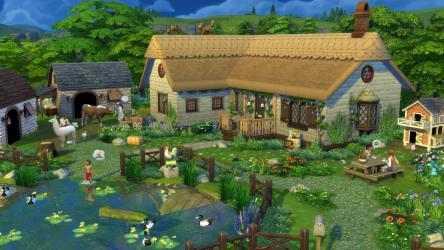 Imágen 1 de Los Sims™ 4 Vida en el Pueblo - Pack de Expansión para windows