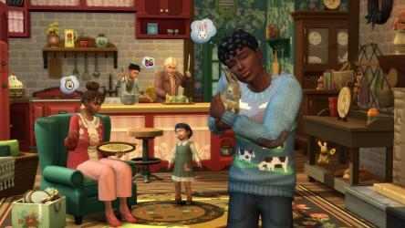 Captura de Pantalla 4 de Los Sims™ 4 Vida en el Pueblo - Pack de Expansión para windows