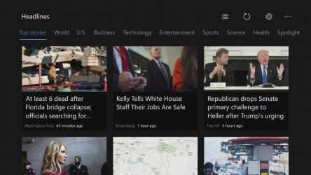 Captura de Pantalla 5 de GNews - Google News Reader para windows