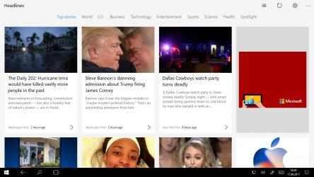 Captura 3 de GNews - Google News Reader para windows