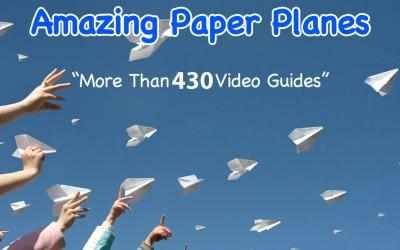 Screenshot 1 de How To Make Amazing Paper Planes para windows