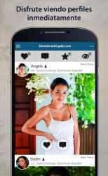 Captura 3 de DominicanCupid - App Citas República Dominicana para android