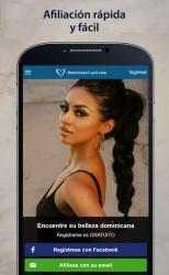 Captura de Pantalla 2 de DominicanCupid - App Citas República Dominicana para android