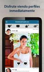 Captura 11 de DominicanCupid - App Citas República Dominicana para android