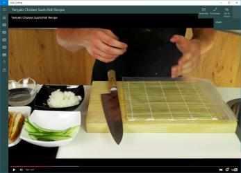 Captura de Pantalla 2 de Asia Cooking para windows