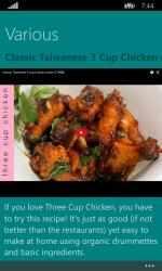 Screenshot 11 de Asia Cooking para windows