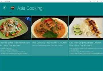 Imágen 4 de Asia Cooking para windows