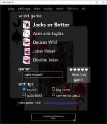 Imágen 2 de Video Poker 10 para windows